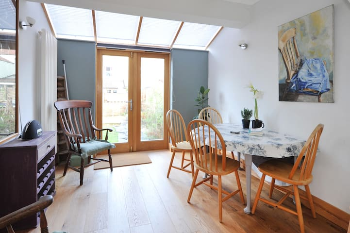 Spacious house in a vibrant area of Bristol