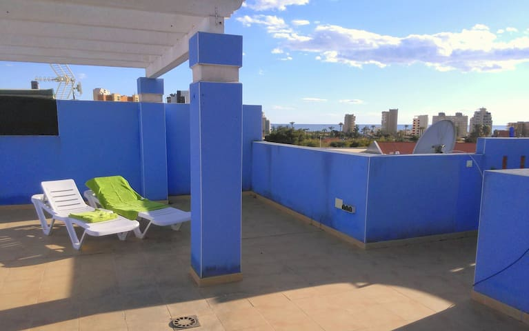 Estrella****Calpe - Penthouse near the sea - Calp - Huoneisto