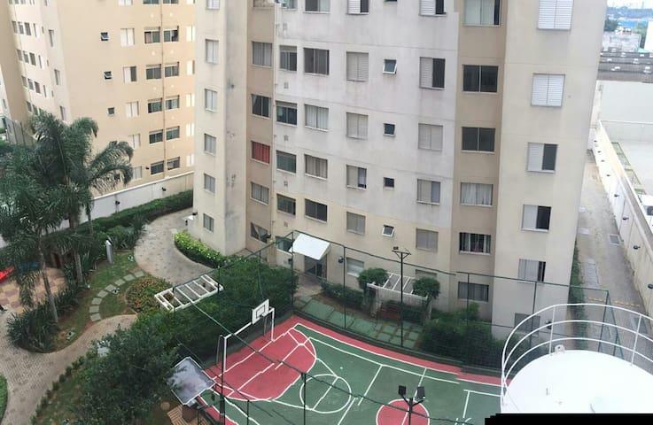 1,5KM do Alllianz Parque/300m da Unip da Marquês