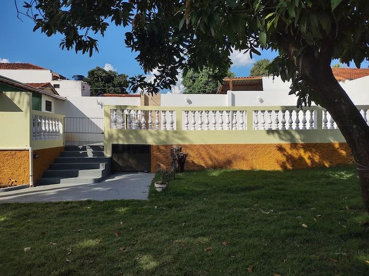 Área de Lazer próxima ao centro de Jaú.