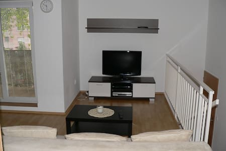 Your 2nd home, 3 room apartment, no cleaning fee. - Bratislava - 公寓