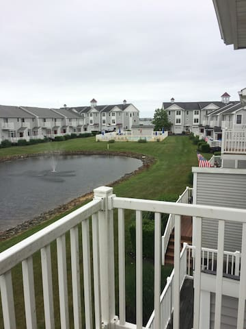 3 bedroom West ocean city townhome
