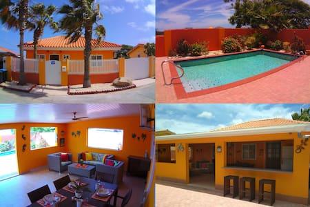 Cas Trupial - Private villa with pool, 3Bed/2Bath