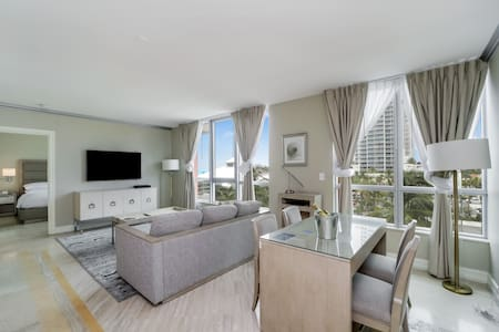 Elegant Apartment in South Beach w/ Free Parking.