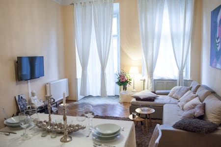 Gorgeous Apartment in Prague Center - Praha