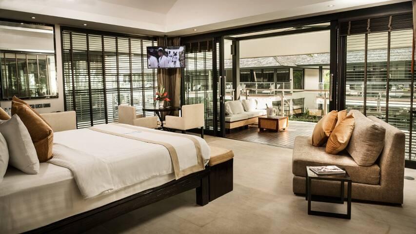 Wonderful 2-Bedroom Suite in Samui!