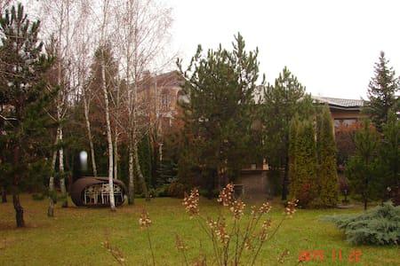 Большой ДОМ вблизи Киева Бассейн Бильярд +Трансфер