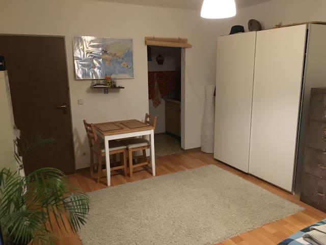 Zentrale 1 Zimmer Wohnung - Ingolstadt - Appartement