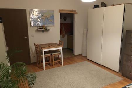 Zentrale 1 Zimmer Wohnung - Ingolstadt - 아파트