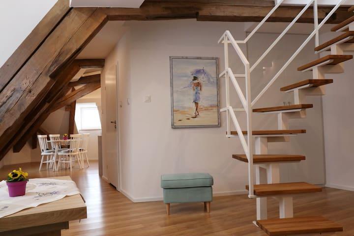 16th Century Apartment