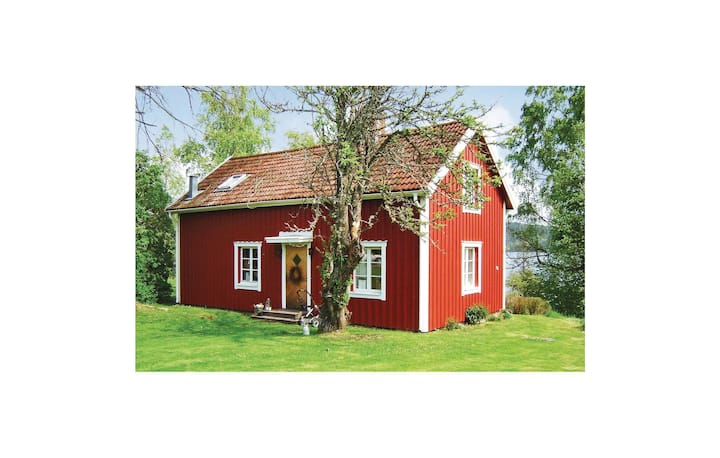 Awesome home in Eksjö with 2 Bedrooms