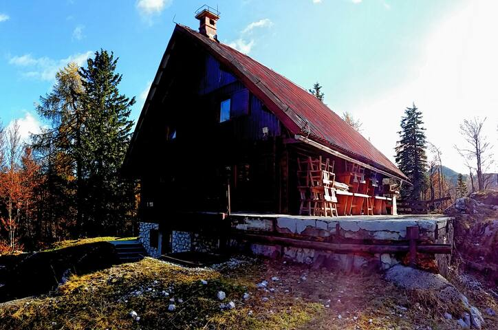 Chalet Zala B&B dormitory rooms/ Outdoor-mania - Ukanc - Bed & Breakfast