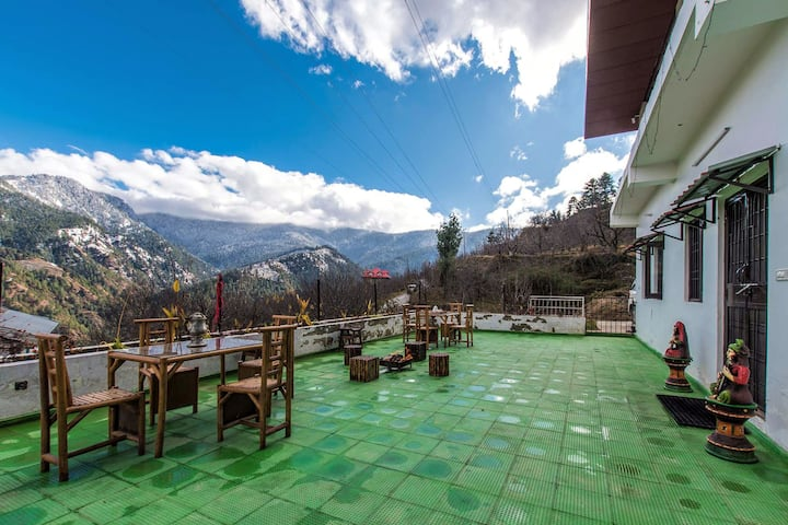 Aishnee Bagh :: Apple Orchards & Homestay