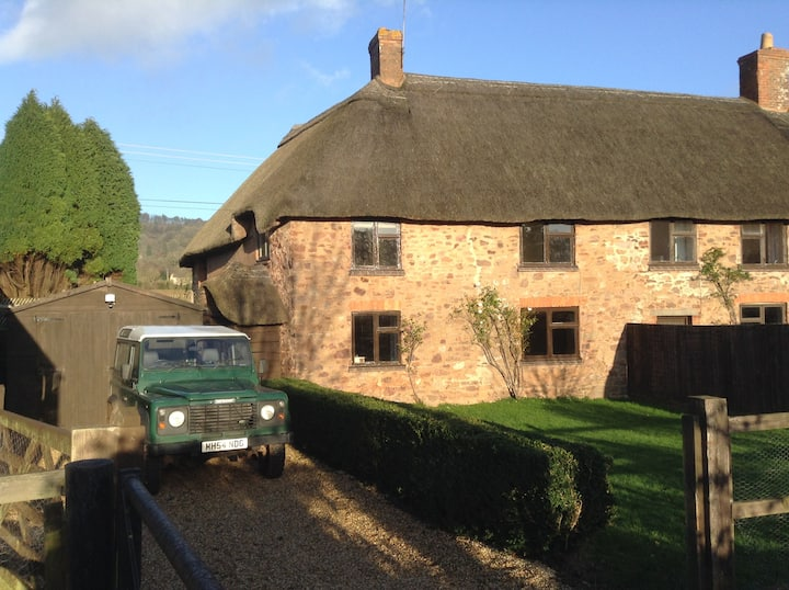 Luxury Country Cottage with In-House Chef