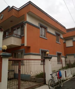 3 bedroom home in quite compound