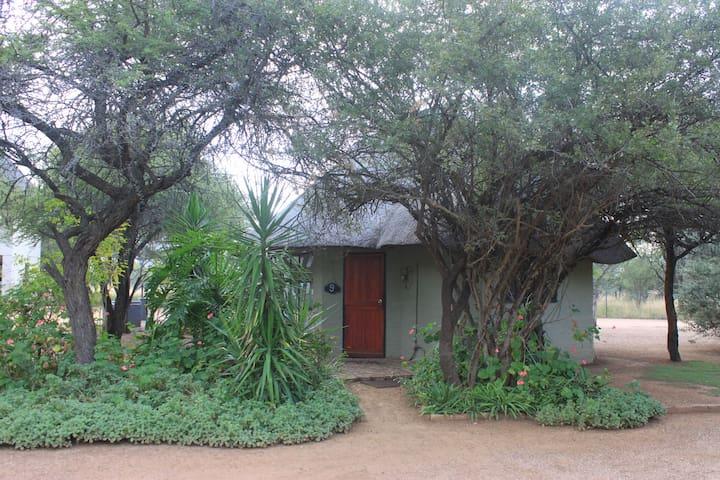 Groot Geluk - Kudu Camp Chalets