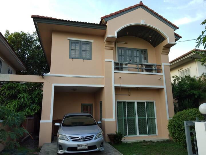 House near Safari World