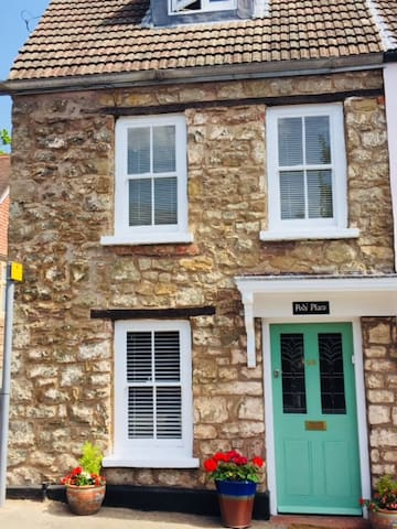Pod's Place- a beautiful cottage in Monmouth