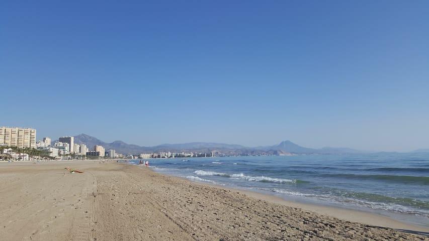 Miniestancia en la Playa San Juan