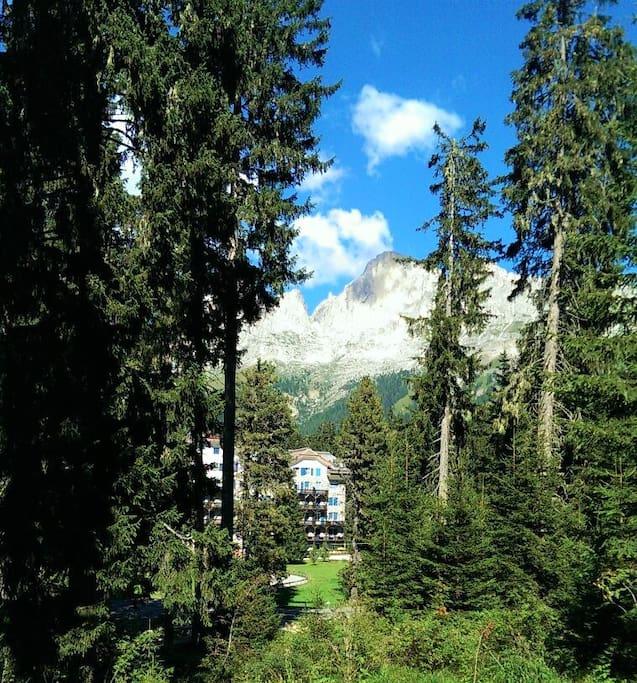 Grand Hotel Carezza Karersee Bozen Italien