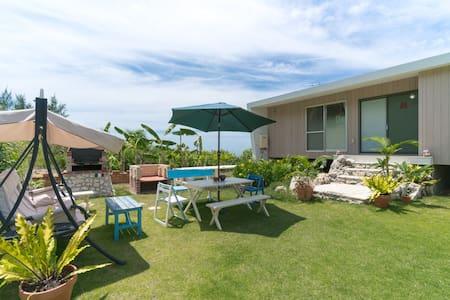 Suite Villa with Ocean View in Kori - Nakijin-son