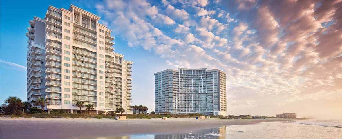 Myrtle Beach - 2 BR Ocean Access Timeshare Resort