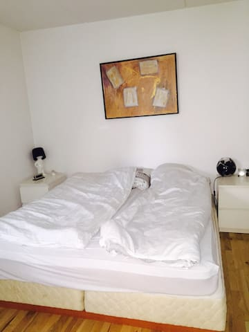 Really nice modern appartement - Silkeborg - Apartment