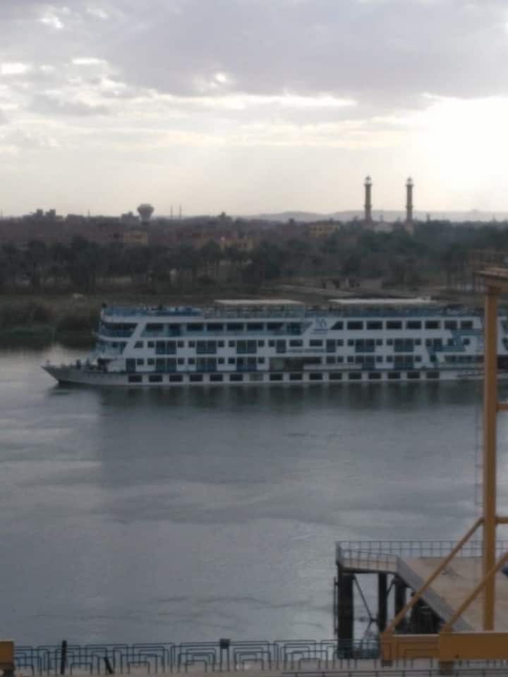 Apartment with nile view