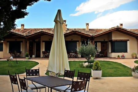 Apartamentos La Senda del Duratón, Salvia Real - Sebúlcor