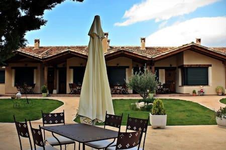 Apartamentos La Senda del Duratón, Salvia Real - Sebúlcor - Leilighet