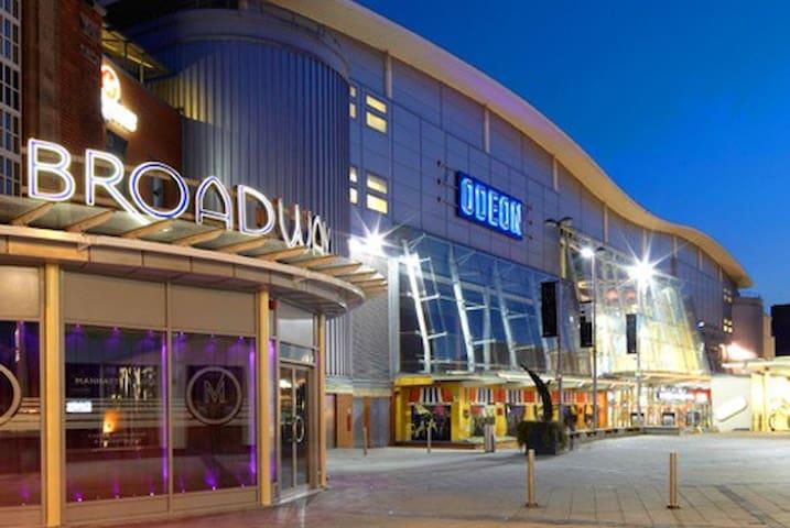 City Center, Location, Comfy & Private Room! - 3 - Birmingham - Casa