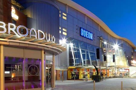 City Center, Location, Comfy & Private Room! - Birmingham