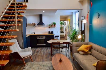 Loft Parc des Capucins - Centre - Gare