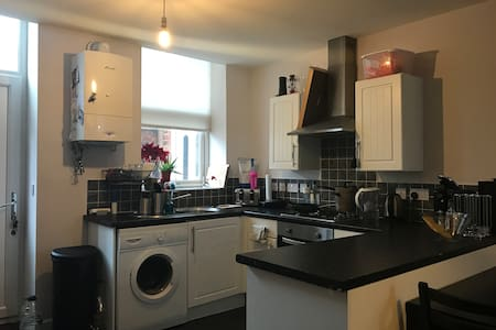 Cosy and friendly house. Best place for Your stay! - Crewe - Apartment