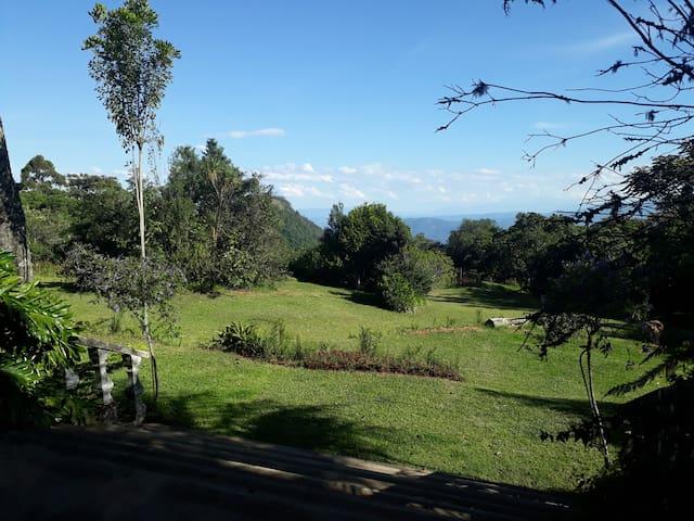 Hycroft, Rambling Lodge in Vumba Mountains