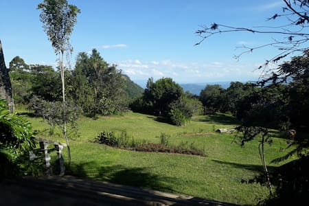 Hycroft, Rambling Lodge in Vumba Mountains