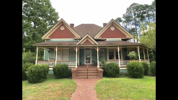 Historic Home in Tifton