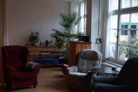 Barriere-freie Ferienwohnung - Dossenheim - Loft