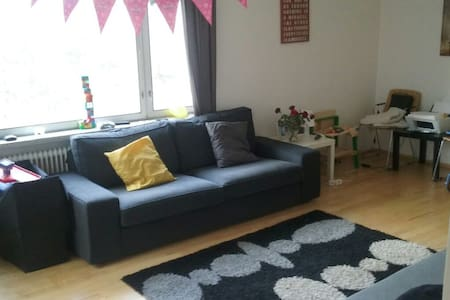 light Open plan 2 bedroom Apt - Turku