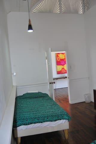 Triple Room - Double + Single Bed