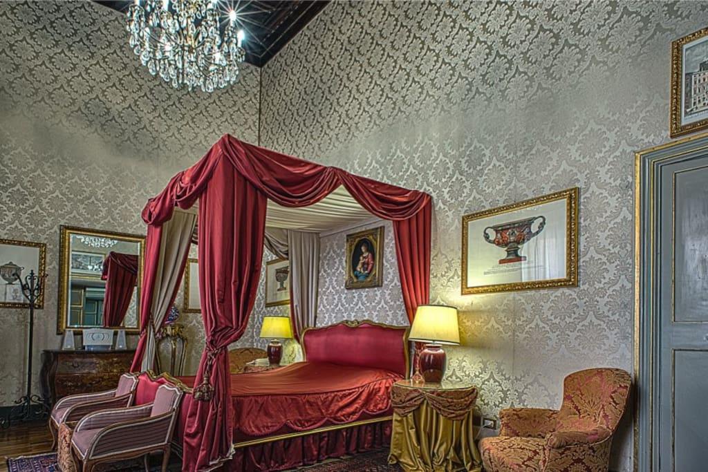Suite Palazzo Ferrajoli