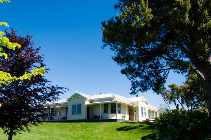 Bunk in 4 bed dorm, Adjacent to National Park - Ohakune - Hostel