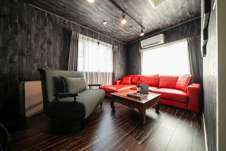 K&K Jujo House: 10 mins to Shinjuku/Free-Wifi