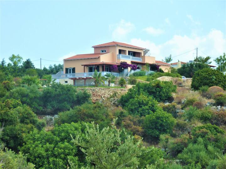 Melissa Luxury Villa Suites with pool an1 sea view