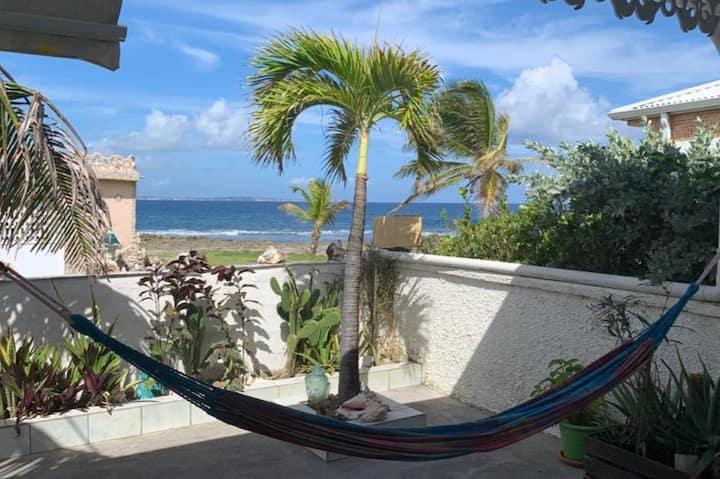 Le Moule : Maison avec vue mer