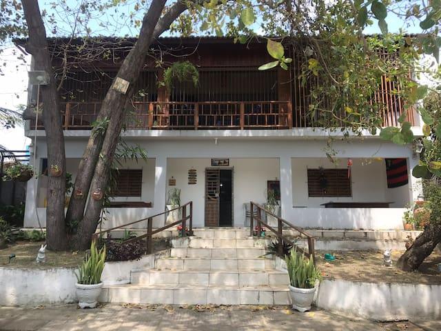 Casa para 20 pessoas em Itamaracá