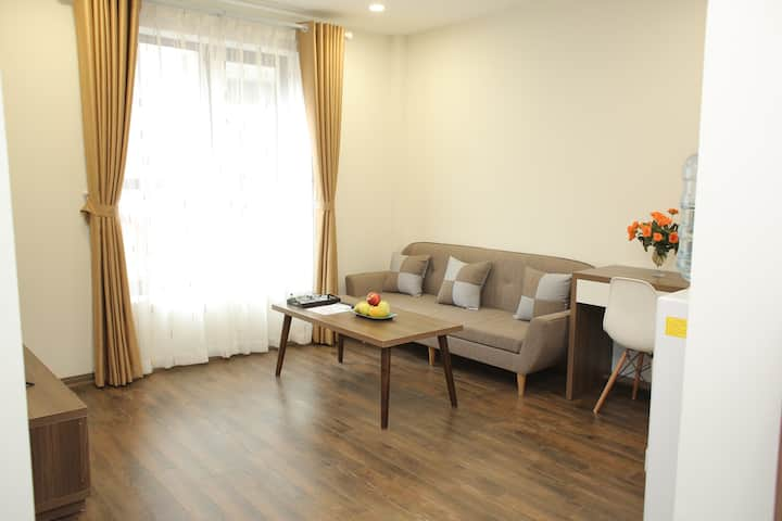 H281*1bed Apt* Free laundry, clearning *Gim*Lotte