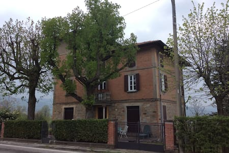 Affascinante villa degli anni 20 - Varana - Haus
