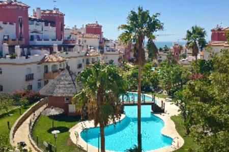 Amplio apartamento muy luminoso - Vélez-Málaga