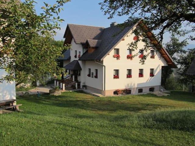 Tourist Farm Ljubica - Classic Twin Room